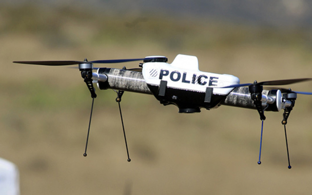 Police Are Using Drones to Find and Chase Down Suspects