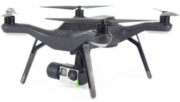 Drone Hit NewlyErected Crane During Kent Site Survey