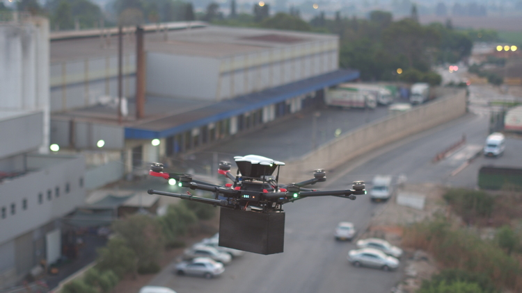 Are Safe Drone Deliveries Possible?
