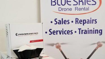 Blue Skies Drone Rental and ParaZero Announce Strategic Partnership