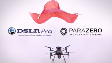 DSLRPRos Announces Partnership with Drone Safety System Manufacturer ParaZero