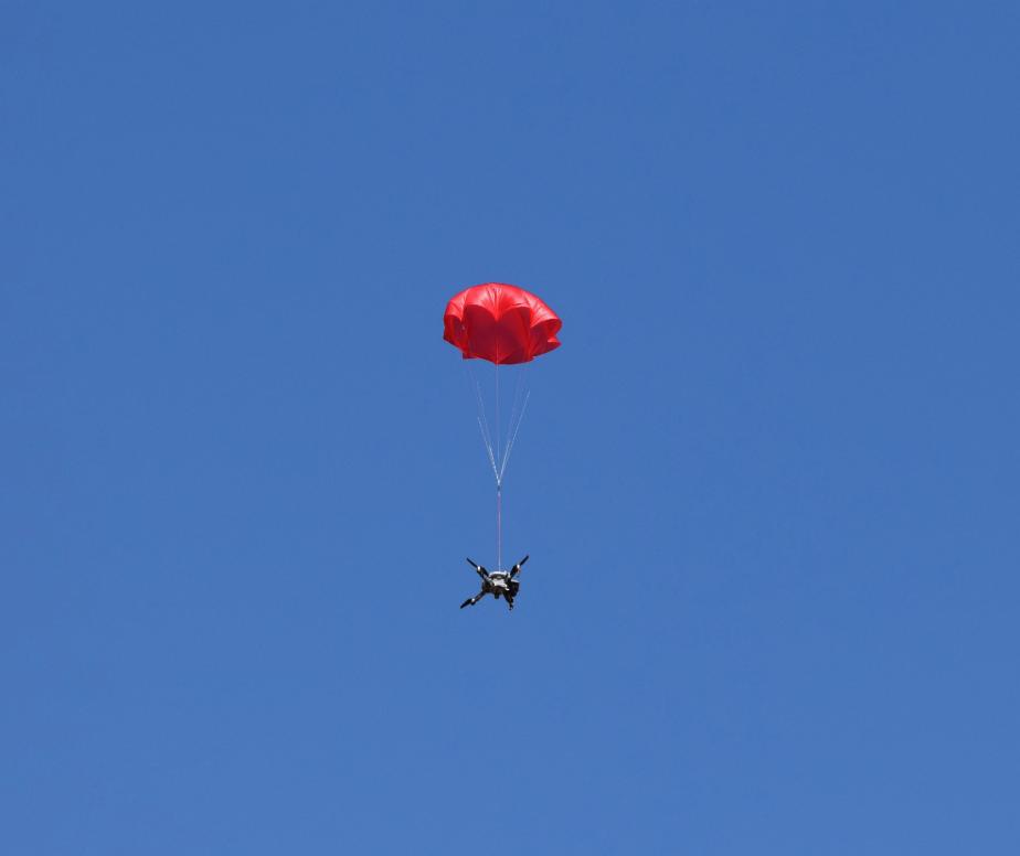 ParaZero's SafeAir Unlocks Flight Over People in Canada With Popular Phantom and Mavic Drones