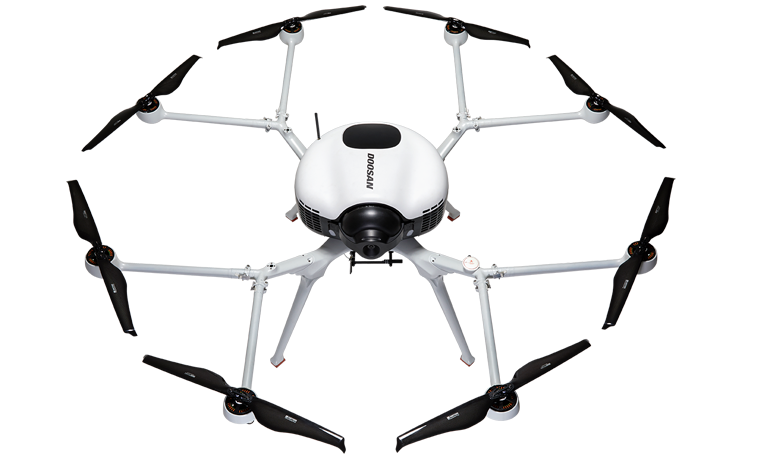 ParaZero Drone Safety Systems Integrated into DS30 Hydrogen Fuel Cell UAS