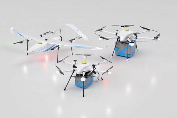 Speedbird drones - Aaron Gliner